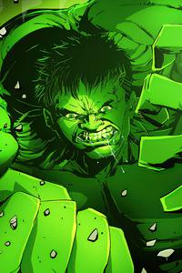 640x960 Green Big Hulk
