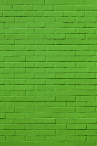 480x800 Green Bricks Wall