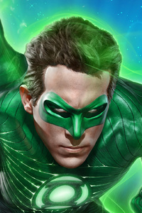 1440x2560 Green Lantern 4k 2019
