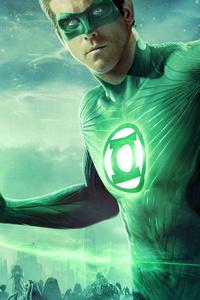 Green Lantern 5k