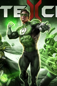 Green Lantern Infinite Crisis