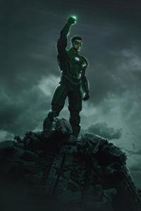 1080x2280 Green Lantern Is Back