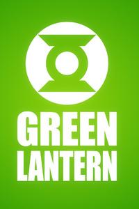 750x1334 Green Lantern Logo 4k