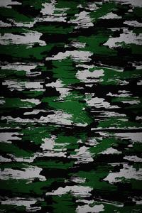 1125x2436 Green Paint Splash 4k