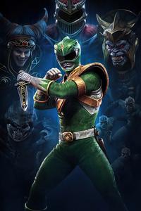 Green Ranger 4k