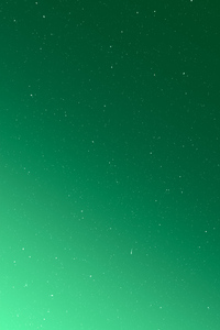 Green Space Stars Abstract 4k