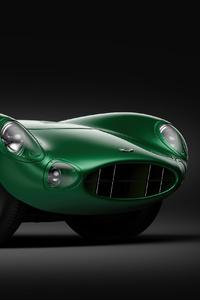 480x800 Green The Aston Martin DB1