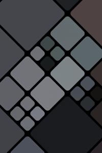 Grey Cubes 8k