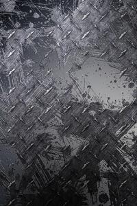 Grey Dust Splash 4k