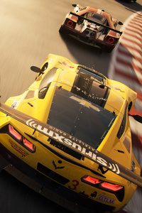 Grid 2019 Super Cars 4k