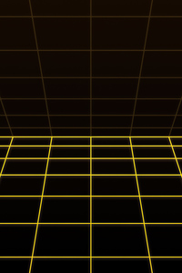 720x1280 Grid Yellow 5k