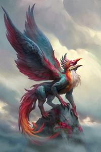 320x480 Griffin Artwork