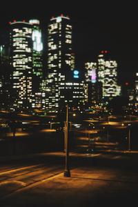 Gta 5 City Lights 4k