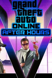 GTA Online After Hours Key Art 8k