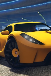 GTA Online Southern San Andreas Super Sport Series 4k