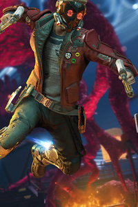 720x1280 Guardians Of The Galaxy Game Star Lord