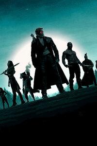 Guardians Of The Galaxy Vol 2 Artwork