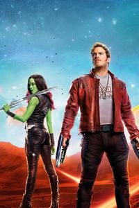 Guardians Of The Galaxy Vol 2 Cast 8k