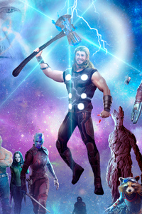 540x960 Guardians Of The Galaxy Vol 3 4k