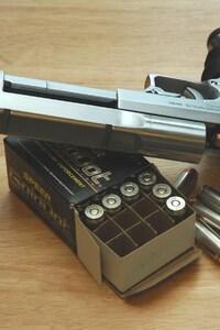 1242x2688 Gun Pistol