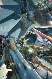 Gundam Versus 2017 4k