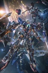 Gundam Versus 4k