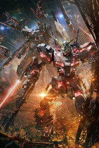 480x854 Gundam Versus