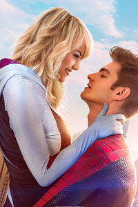 Gwen Stacy And Spiderman 4k
