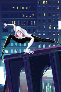 Gwen Stacy Art