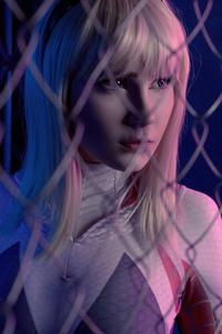 Gwen Stacy Cosplay Girl 5k