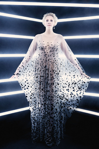 640x960 Gwendoline Christie As Captain Phasma In British Vogue 2017