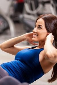 2160x3840 Gym Girl