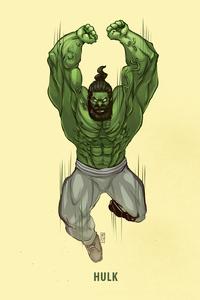 240x320 Gym Trainer Hulk