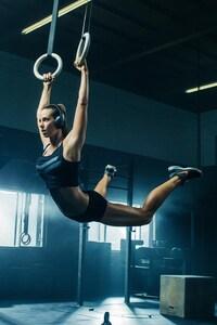 480x800 Gym Women