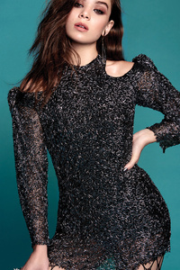 480x854 Hailee Steinfeld Magazine Cover Photoshoot 4k