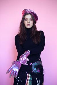 Hailee Steinfeld Singer 4k 2018
