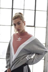 Hailey Baldwin Adidas X Campaign 2018