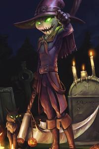 Halloween 4kart