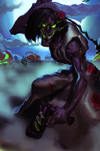 Halloween And Brawlhalla