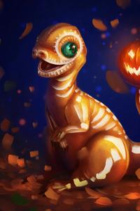Halloween Charmander 4k