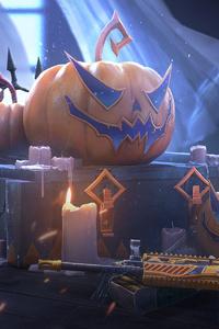 Halloween Pubg