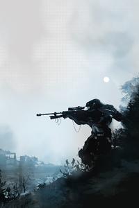 Halo 2017 Art Poster 4k
