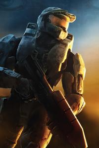 Halo 3 Chief 4k