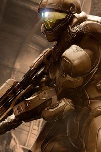 2160x3840 Halo 5 Buck