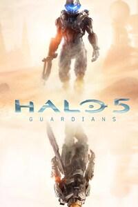 240x320 Halo 5 Guardians 2015
