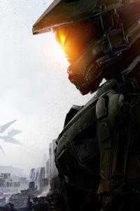 1440x2960 Halo 5 Guardians 4k