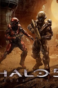 640x960 Halo 5 Guardians Team