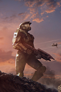 320x480 Halo Alpha Battle