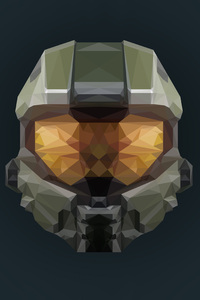 Halo Infinite Master Chief 5k