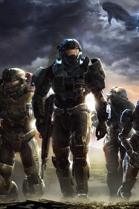 Halo Reach Key Art 10k